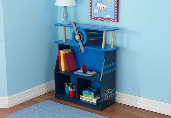 KidKraft Airplane Bookcase Reviews
