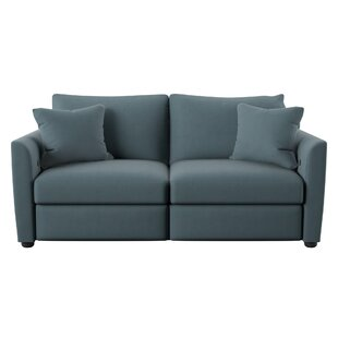 Georgia Reclining Loveseat by Wayfair Custom Upholstery?