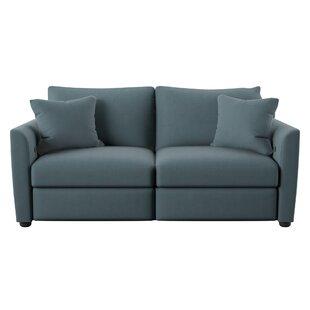 Georgia Reclining Loveseat by Wayfair Custom Upholstery?