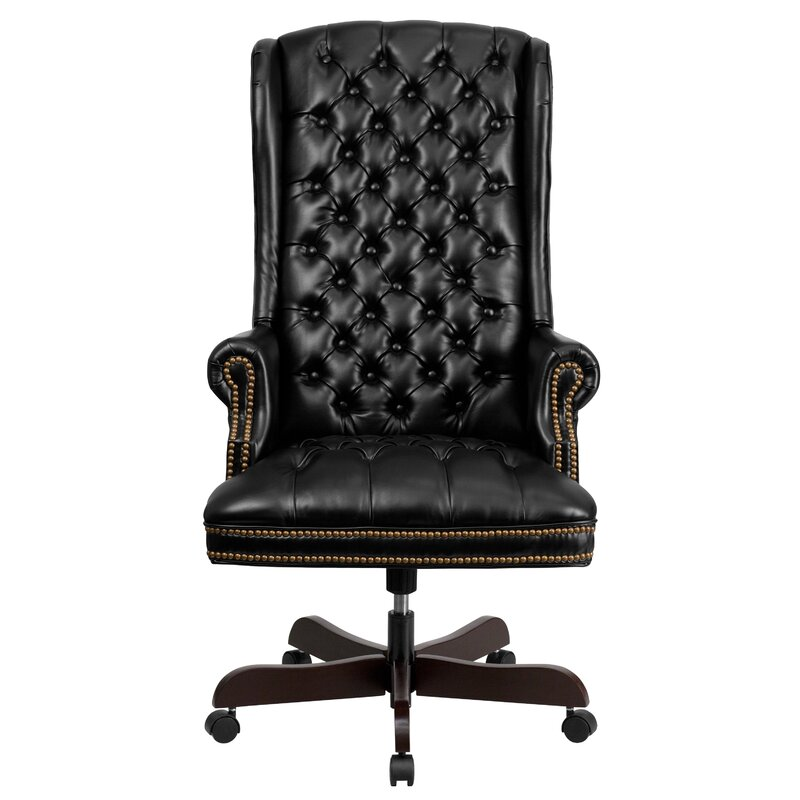 Boston Leather Office Chair
