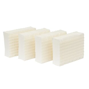 Replacement Wicking Filter for Evaporative Air Humidifier (Set of 4)