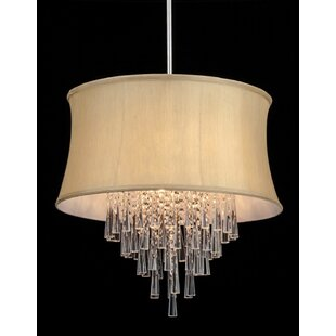 Buying Slater 6-Light Drum Chandelier By House of Hampton