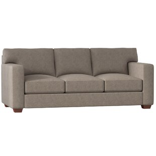 Grey Leather Sofas Youu0027ll Love | Wayfair