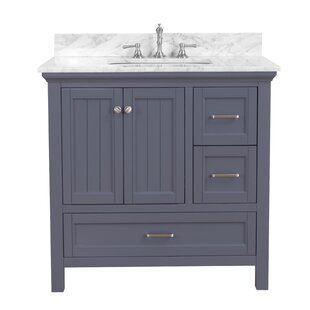 Paige 36 Single Bathroom Vanity Set by Kitchen Bath Collection