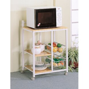 Lake Havasu Bar Cart by Wildon Home®