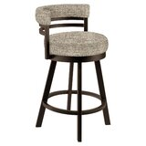 Ward Swivel Bar & Counter Stool by Latitude Run