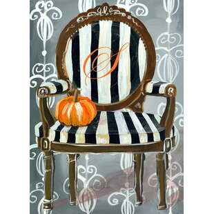 Personalized U0027Haunted Parlor Chairu0027 By Shelly Kennedy Framed Painting Print  On Canvas