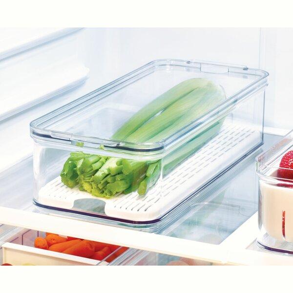 Idesign Crisp Stackable Refrigerator