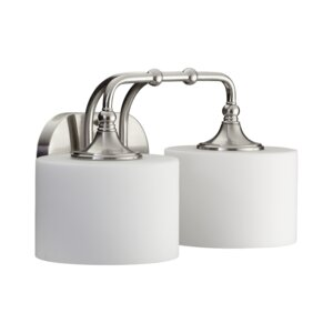 Heyworth 2-Light Vanity Light