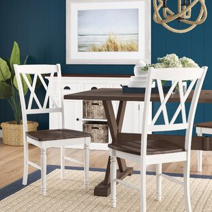 Tanner Dining Chair (Set of 2) Beachcrest Home