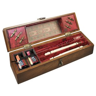 Price Check Windsor Prose Pen and Ink Set By Authentic Models