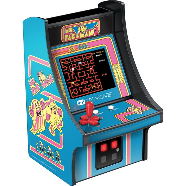 PAC MAN retro computer game and the Ghostly Adventures 100/%cotton Red