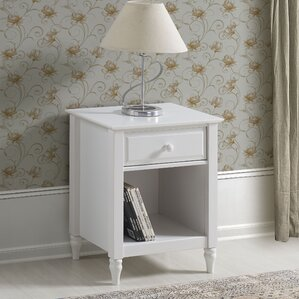 Mackey Drawer End Table by Andover Mills