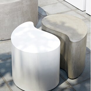 Perpetual Paired Concrete Side Table by Seasonal Living Today Only Sale
