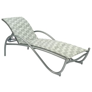 Tribeca Reclining Stacking Chaise Lounge