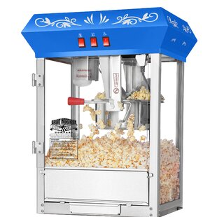 8 Oz. Foundation Tabletop Popcorn Machine