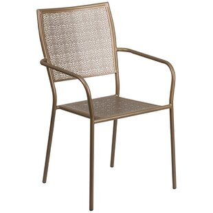 Mccrady Stacking Patio Dining Chair