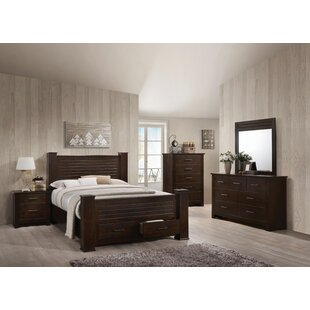 Octavia Storage Panel Configurable Bedroom Set