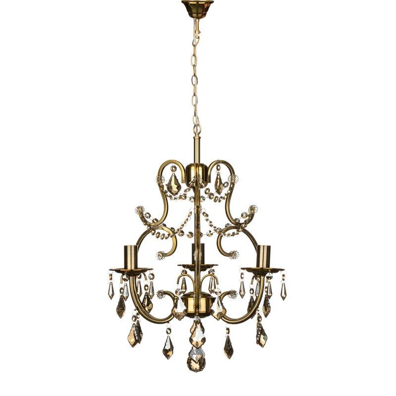 castleton home kronleuchter 3 flammig dexter bewertungen. Black Bedroom Furniture Sets. Home Design Ideas