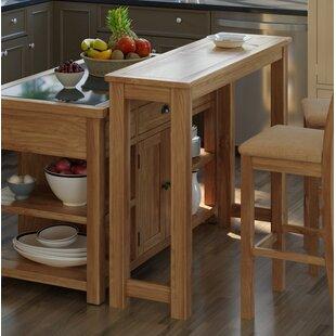 Oak Bar Tables Sets