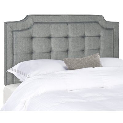 release date: 468a5 4efda Darby Home Co Findlay Queen Upholstered Panel Headboard Size ...