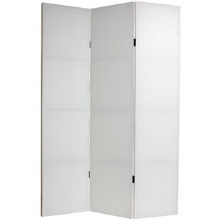 Comparison Rothrock 3 Panel Room Divider By Bloomsbury Market