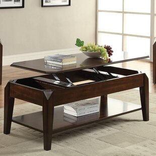 Engram Lift Top Coffee Table with Storage