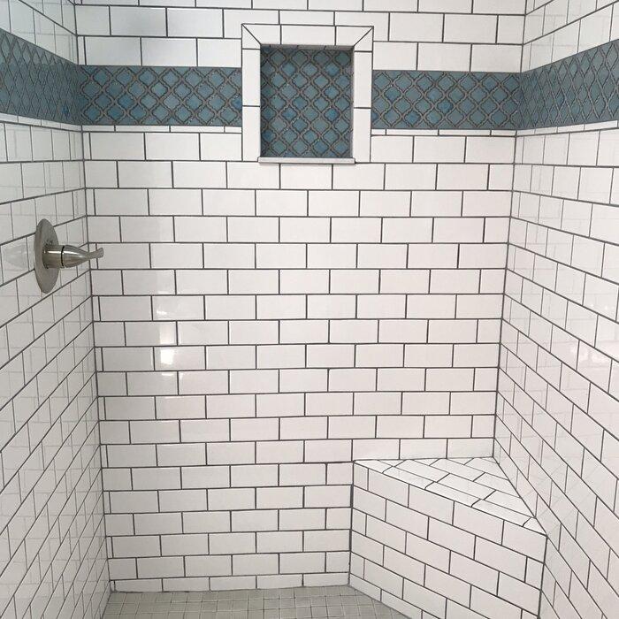 Tile Shower Niche Ideas