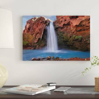 Artwall Field Of Dreams By Steve Ainsworth Photographic Print On Wrapped Canvas Wayfair