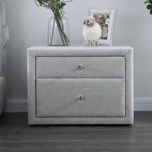 Look for Rushing 2 Drawer Nightstand by Mercer41