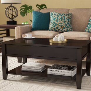 Online Reviews Sophocles Lift Top Coffee Table By Red Barrel Studio