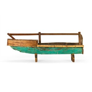 Garderobenbank Holika Boot II von Massivum