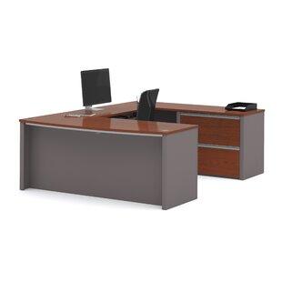 Comparison Wirra U-Shape Executive Desk ByLatitude Run