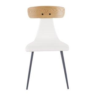 Boney Upholstered Dining Chair (Set of 2)