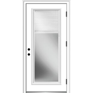 Smooth Primed Fiberglass Prehung Front Entry Doors