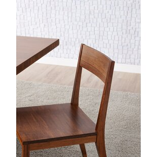 Aurora Solid Wood Dining Chair (Set of 2)