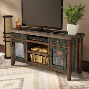 Affordable Price Guadalupe Ridge TV Stand for TVs up to 55 by Loon Peak Reviews (2019) & Buyer's Guide