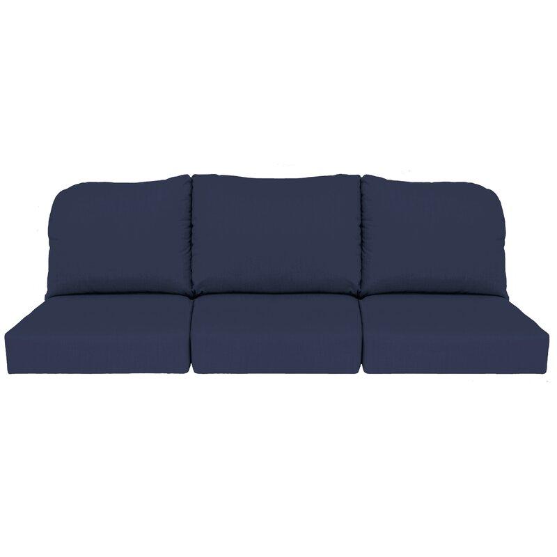 Indoor Outdoor Sunbrella Sofa Cushion