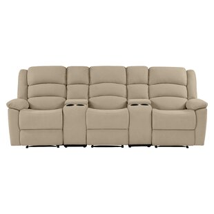 Romriell Reclining Sofa by Red Barrel Studio Great price