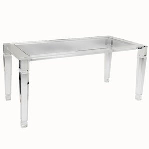 Acrylic Dining Table by Serge De Troyer C..