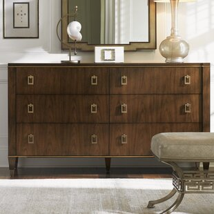 Tower Place Madison 6 Drawer Double Dresser by Lexington