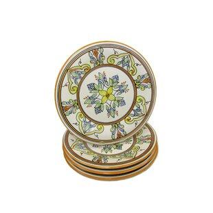 Budget Salvena Stoneware 11 Dinner Plate (Set of 4) By Le Souk Ceramique