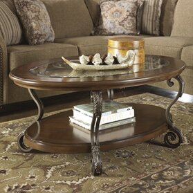 Curran Coffee Table by Alcott Hill Cheap