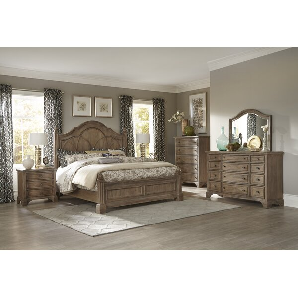King Size Poster Bedroom Sets Wayfair
