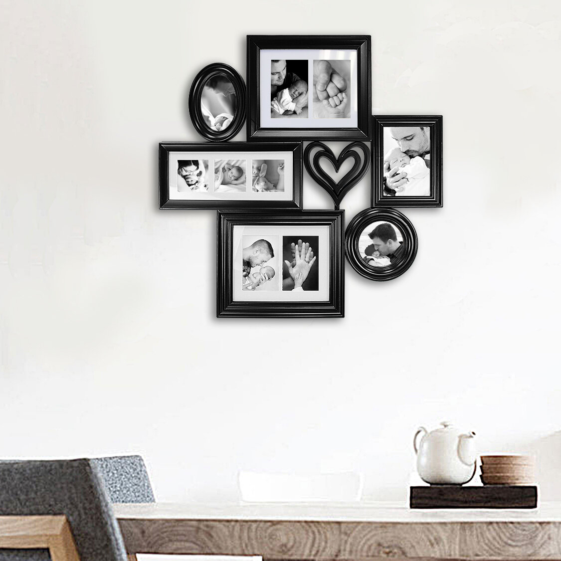 Friend Red Barrel Studio Collage Picture Frames You Ll Love In 2021 Wayfair