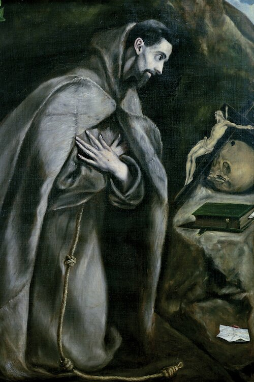 East Urban Home St Francis Of Assisi By El Greco Painting Print