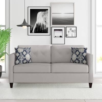 Ebern Designs Dengler Standard Sofa & Reviews | Wayfair