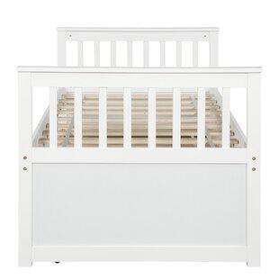 Tavion Twin Bed by Harriet Bee