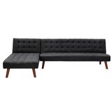 Dooley 100'' Armless Sofa Bed by Corrigan Studio®