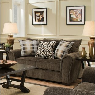 Reviews Pleasant Avenue Loveseat by Loon Peak Reviews (2019) & Buyer's Guide
